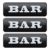 72x72px size png icon of Bar