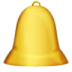 72x72px size png icon of Bell