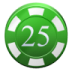 72x72px size png icon of Chip 25