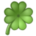 72x72px size png icon of Clover