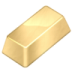 72x72px size png icon of Gold Bar