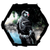 72x72px size png icon of Crysis 3 4