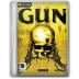 72x72px size png icon of gun