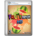 72x72px size png icon of Fruit Ninja HD