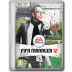 72x72px size png icon of FIFA Manager 12