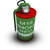 72x72px size png icon of Tear Gas