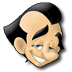 72x72px size png icon of Larry Laffer