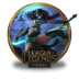 72x72px size png icon of Akali