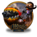 72x72px size png icon of Corki Hot Rod