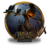72x72px size png icon of Fiddlesticks Pumpkin