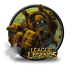 72x72px size png icon of Blitzcrank Chinese Artwork