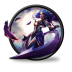 72x72px size png icon of Diana Dark Valkyrie