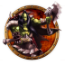 72x72px size png icon of wow orc