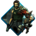 72x72px size png icon of bionic commando