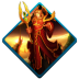 72x72px size png icon of wow blood elf