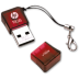 72x72px size png icon of Pen Drive HP 165w 16GB Red