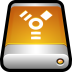 72x72px size png icon of Device External Drive Firewire
