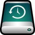 72x72px size png icon of Device External Drive Time Machine