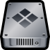 72x72px size png icon of Device Hard Drive Bootcamp