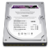 72x72px size png icon of Internal Drive 500GB
