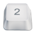 72x72px size png icon of 2
