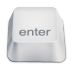 72x72px size png icon of enter