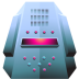 72x72px size png icon of server platinum