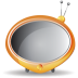 72x72px size png icon of television 06