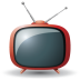 72x72px size png icon of television 08