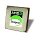 72x72px size png icon of AMD Sempron CPU