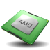 72x72px size png icon of CPU AMD