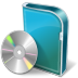 72x72px size png icon of DVD Box