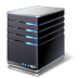72x72px size png icon of Home Server