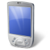 72x72px size png icon of PDA White