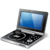 72x72px size png icon of Portable DVD Player