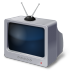 72x72px size png icon of TV Set Retro