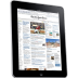 72x72px size png icon of iPad Side Newspaper