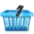 72x72px size png icon of basket