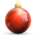 72x72px size png icon of bauble