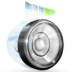 72x72px size png icon of speaker