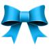 72x72px size png icon of Ribbon Blue