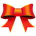 72x72px size png icon of Ribbon Red Pattern