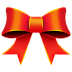 72x72px size png icon of Ribbon Red