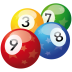 72x72px size png icon of billard
