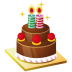 72x72px size png icon of cake