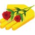 72x72px size png icon of hand rose
