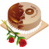 72x72px size png icon of happy birthday cake