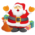 72x72px size png icon of santa gifts