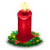 72x72px size png icon of candle