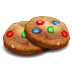 72x72px size png icon of cookies